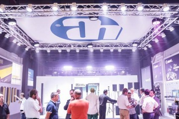 Nuevo showroom de Adam Hall en Barcelona