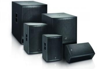 LD Systems GT Series, nuevos altavoces activos