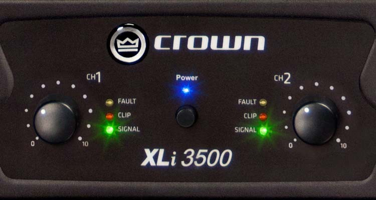 Crown Audio XLi3500