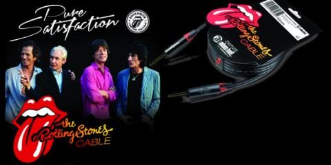 The Rolling Stones certifican los cables de micro y guitarra de Adam Hall