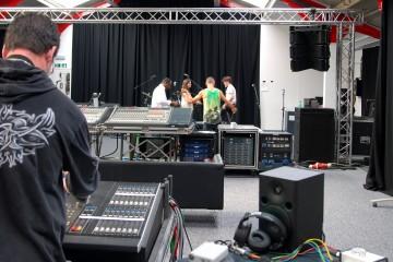 Cómo preparar un rider de sonido en directo