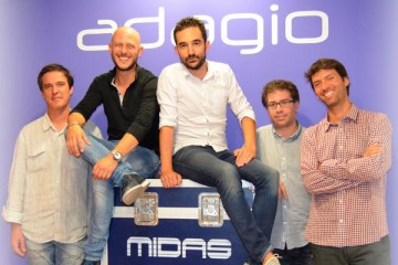 Adagio distribuye Midas, Klark Teknik y Turbosound en España, Portugal e Italia