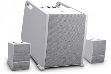LD Systems CURV 500 AV Set en blanco, mejor integración con los entornos