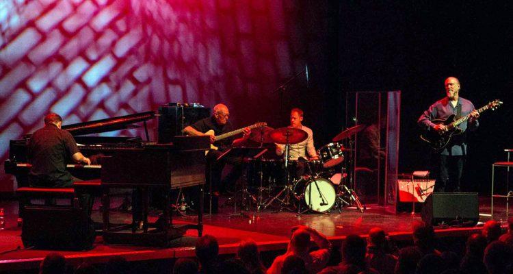 Exitoso estreno con Gravity Stands del 1er Festival De Jazz De Baviera